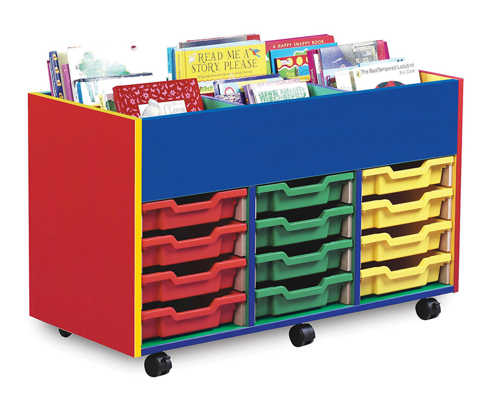 Colour My World Kinderbox with Trays