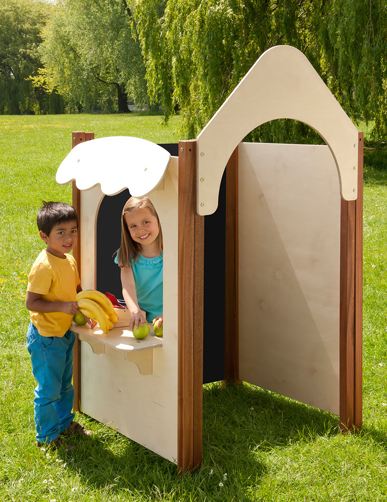 Outdoor Play Panel Clear