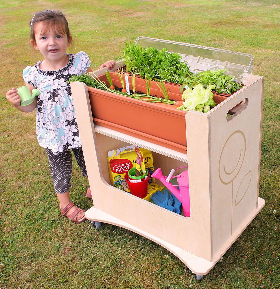Indoor Outdoor School Mini Garden