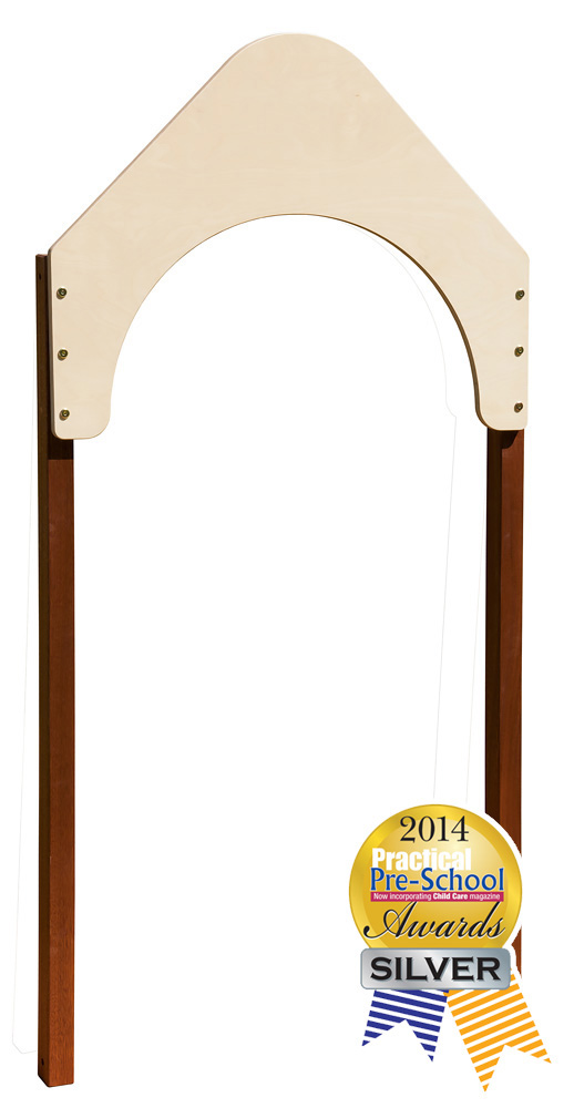 Outdoor Play Panel Archway