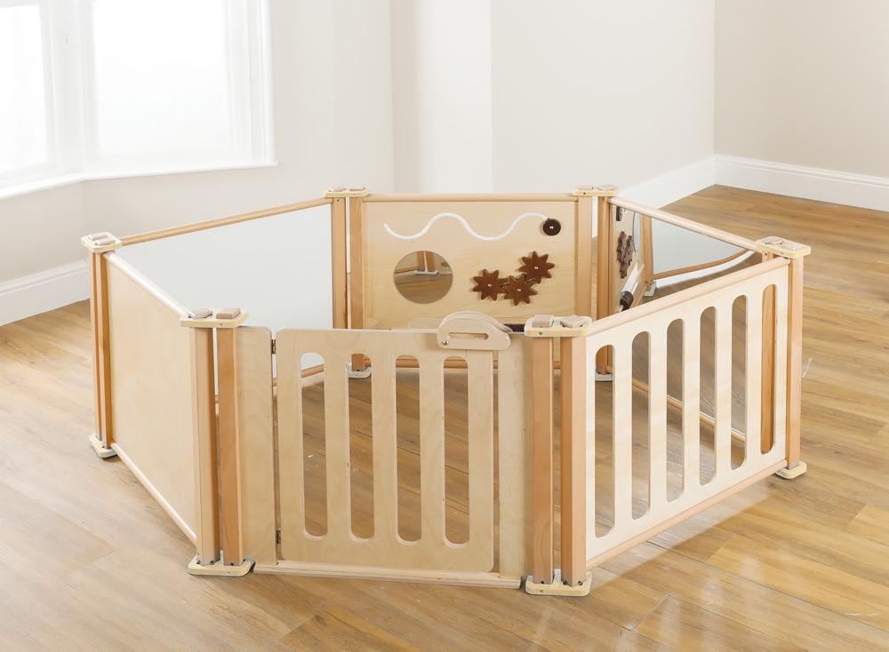 Toddler Playpen Panel Activity
