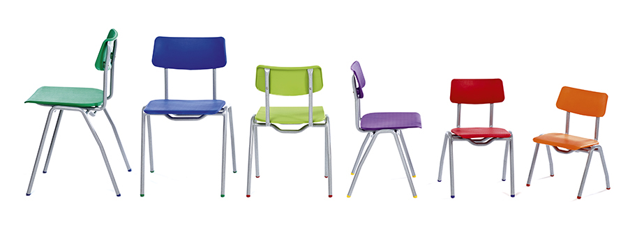 BS Classroom Chair Pack of 10