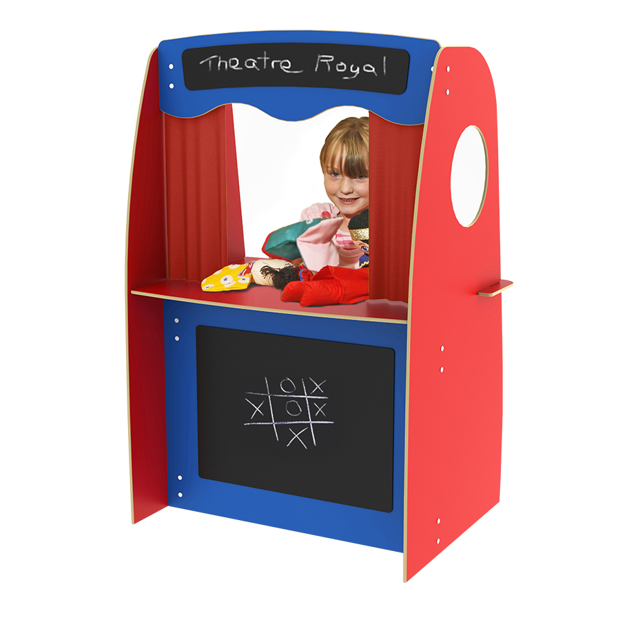 Childrens Folding Shop & Theatre