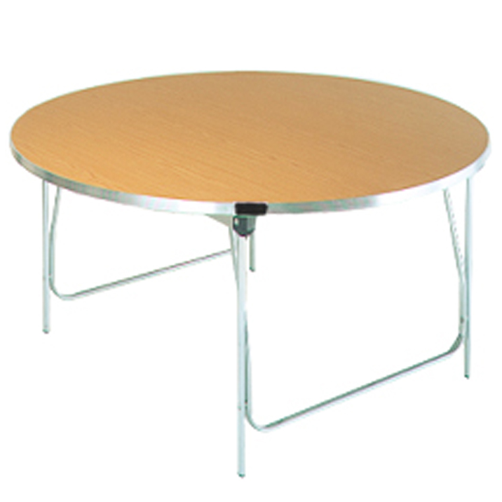 Gopak 4ft Round Laminate Table