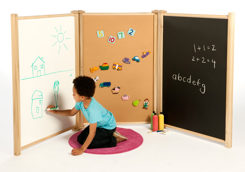 Childrens Role Play Panels Whiteboard