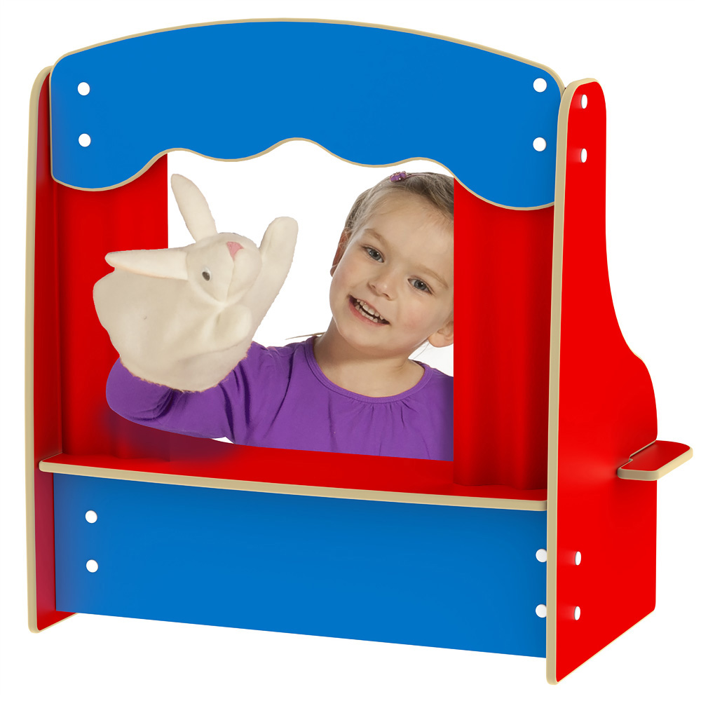 Childrens Folding Table Top Theatre