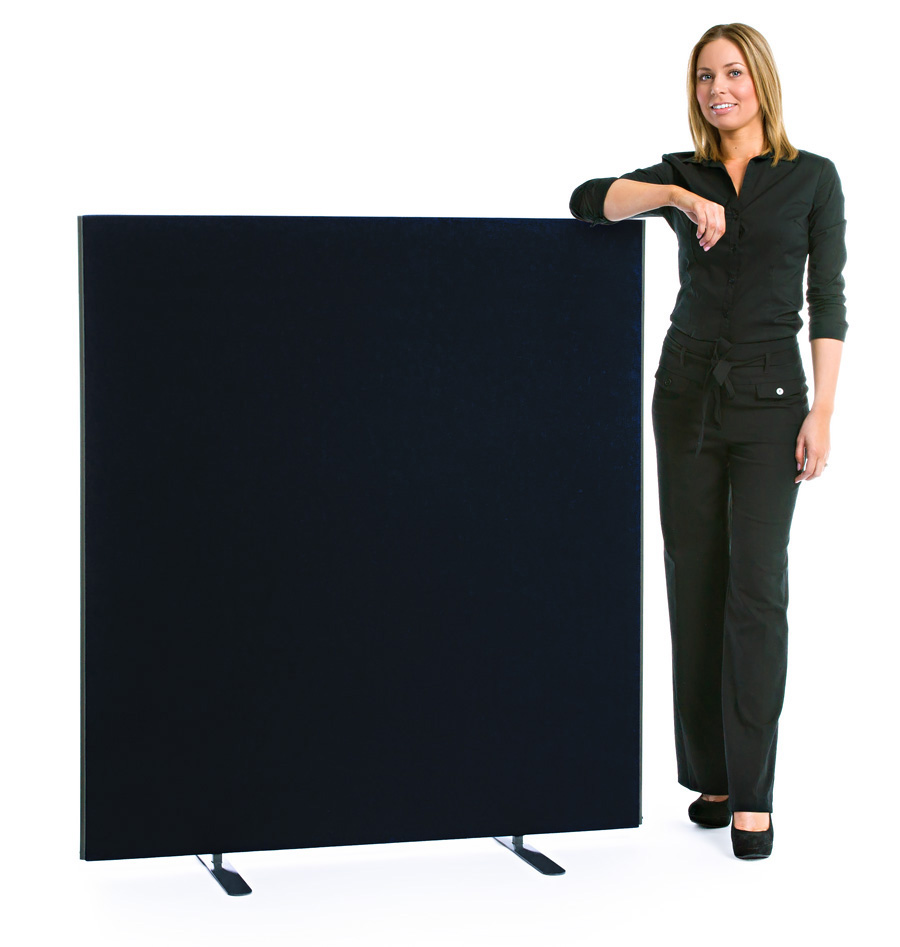 Standard School Office Screen 1400mm High