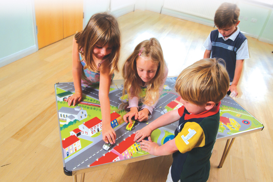 Playtime Folding Table