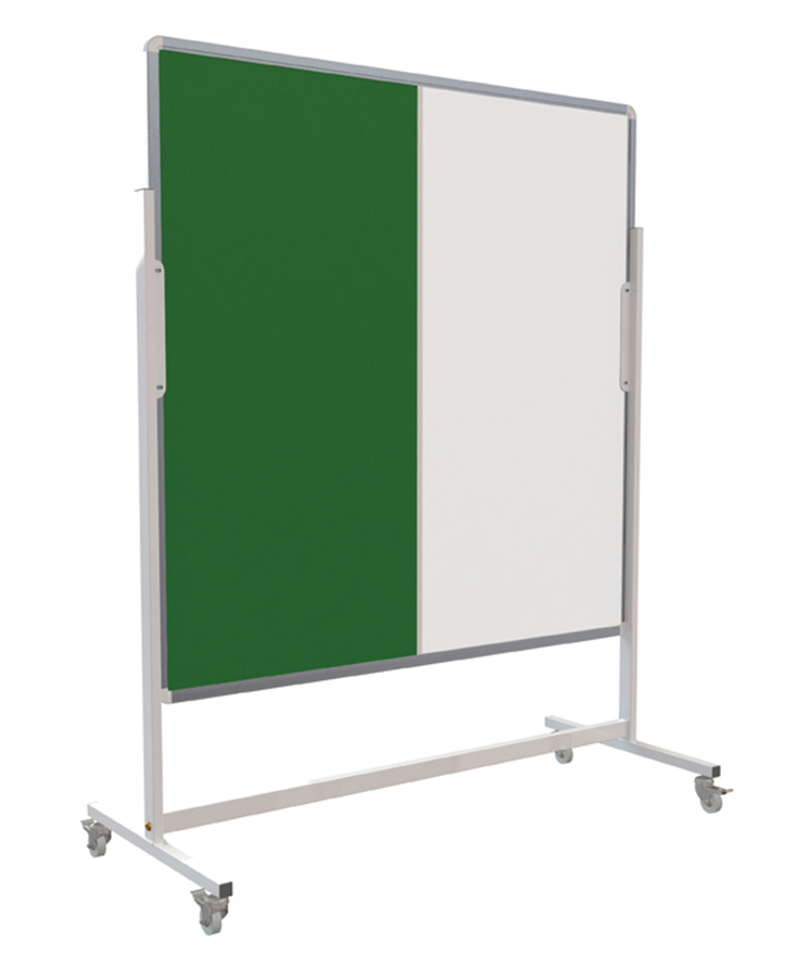 Mobile Pin Up Writing Board