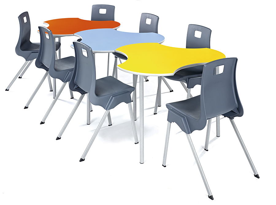 Connect Classroom Table Pack of 2