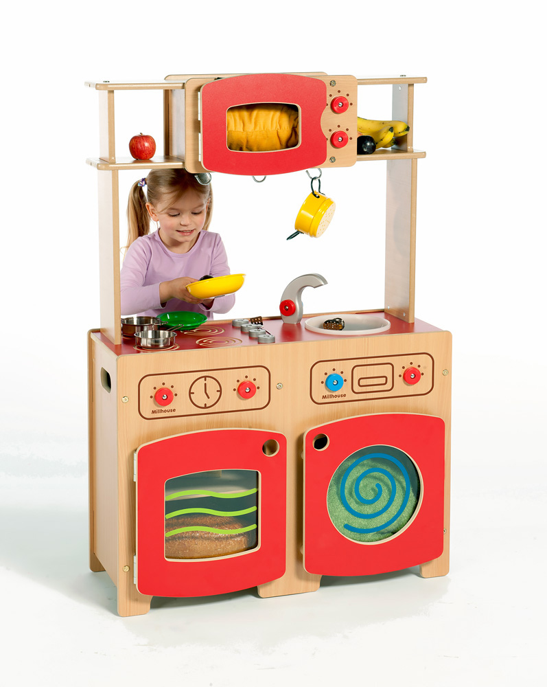 Modular Wooden Kitchen Kit Two