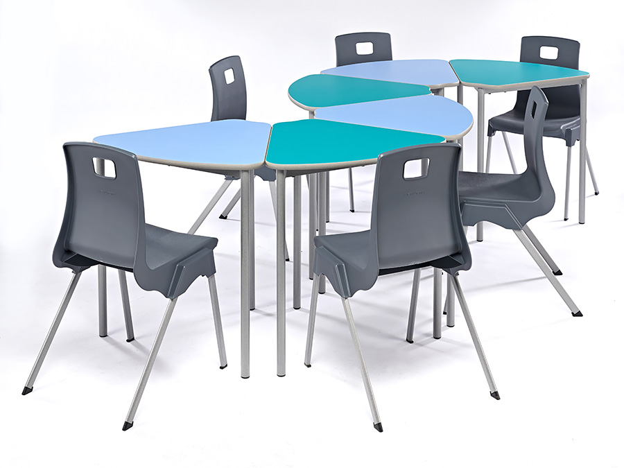 Segga Classroom Table Pack of 3